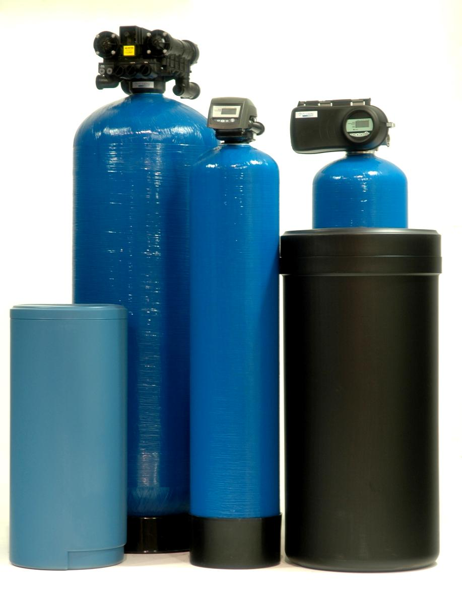 Meter Based Water Softeners