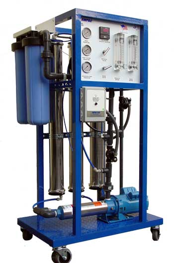 Commercial and Industrial Reverse Osmosis Systems