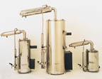 Stainless Steel Water Purification Stills