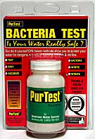 PUR-BAC Bacteria Sampler Test Kit