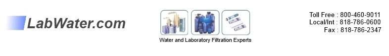 Laboratory Water Purification and Micro Filtration Products | Lab Water